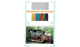 Anodização do Alumínio