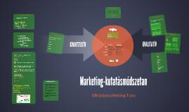 Marketing-kutatásmódszetan ELTE PPK