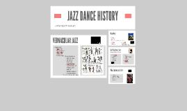 JAZZ DANCE LIVES ON