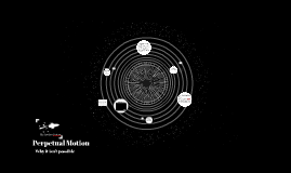 Why Perpetual Motion isn't possible