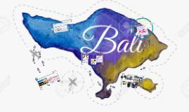BIENVENIDOS A ISLA DE BALI