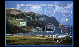 Copy of Pueblos originarios de Chile: Rapa nui