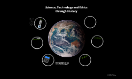 Science, Technology and Ethics through History