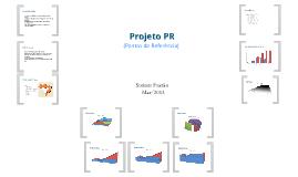 Projeto PR (Pontos de Referência)