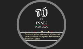 Tú y el INAES 2016