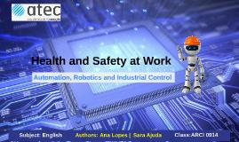 Automação, Robótica e Controlo Industrial