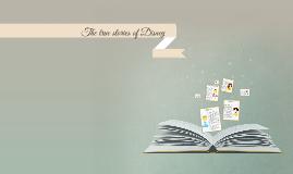 Copy of The true stories of Disney