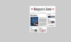 Madagascar & Canada