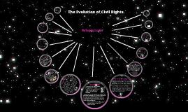 Evolution of Civil RIghts