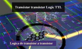 Logica de transistor a trasistor