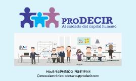 ProDECIR