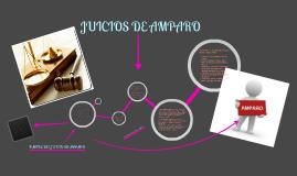 Copy of DERECHO JUICIO DE AMPARO