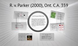 Copy of R. v. Parker