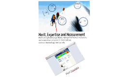Merit, Expertise and Measurement