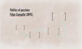 Politics of passions
