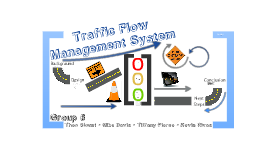 IS390 - Group 6 - Traffic Flow Management System