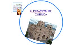 FUNDACION DE CUENCA