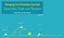 Experimental Version - Managing the Information Overload