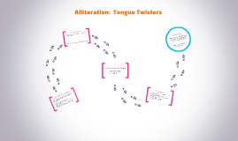 Alliteration:  Tongue Twisters