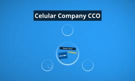 Celular Company CCO