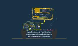 Copy of Elementos de Planificación Curricular
