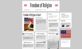 Freedom of Religon