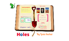 Holes: Chapter 1 and 2 - Introduction