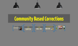 probation and community corrections Washington county community corrections provides probation and parole  supervision of both adults and juveniles in the community community-based.