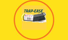 mouse trap ease View homework help - mouse trap from mba research at eslsca final exam trap-ease: the big cheese for the mousetraps (case study) tarek mohamed elashraf abd-elaziz group 50b no 34 executive.