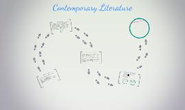 Copy of Contemporary Literature
