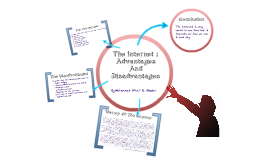 The Internet : Advantages And Disadvantages