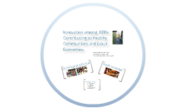 Innovation Among  EFPs: Contributing to Healthy Communities and Local Economies