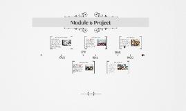 Module 6 Project