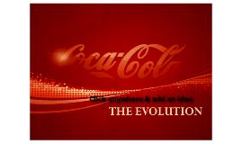 Coca Cola Evolution