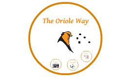 The Oriole Way