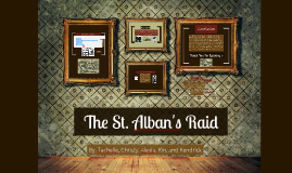 The St.Alban's Raid