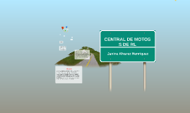 CENTRAL DE MOTOS S DE RL