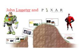 John Lasseter and Pixar