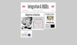 Integration & HBCUs