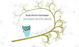 Copy of Bank Street Curriculum