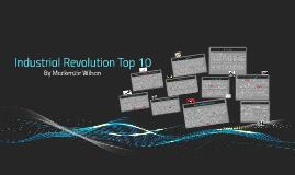 Industrial Revolution Top 10