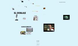 EL DOBLAJE