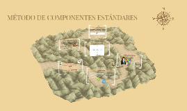 Copy of MÉTODO DE COMPONENTES ESTÁNDARES