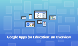 Google Apps for Education at GV Campus: an Overview