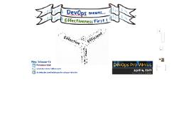 [Vilnius] DevOps = Effectiveness First !