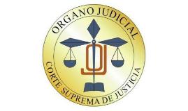 Sistema Jurisdiccional.