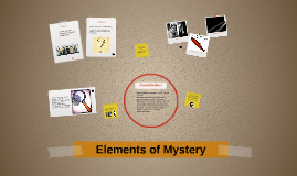 Copy of Elements of Mystery