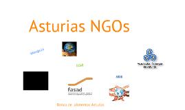 Asturias NGOs