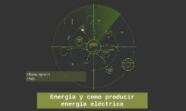 Sistemas de transformacion de energia