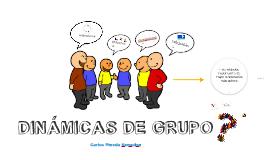 Dinámicas de grupo